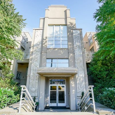 110- 2983 West 4th Avenue, Vancouver West/Kitsilano